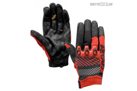 Мото перчатки Oakley 2014 Automatic Glove Red Line