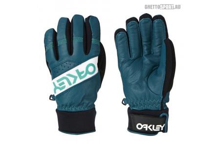 Перчатки Oakley 2018 Factory Winter Glove Moroccan Blue