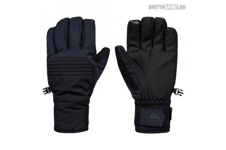 Перчатки Quicksilver 2020 Hill Gore-Tex Black XL