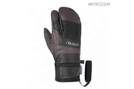 Варежки Reusch 2020 Daron Rahlves R-Tex® Xt Lobster Dark Brown/Black