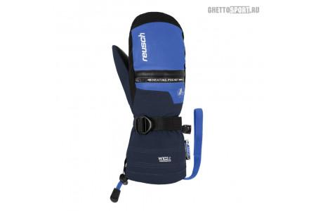 Варежки Reusch 2020 Luis R-Tex® Xt Junior Mitten Dress Blue/Brilliant Blue 6,5