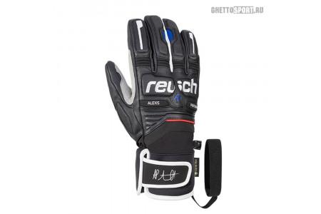 Перчатки Reusch 2020 Alexis Pinturault Gtx® +Gore Grip Technology Black/Imperial Blue