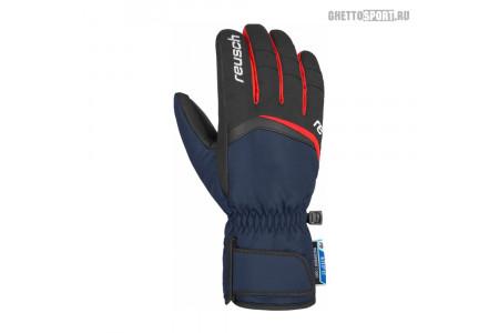 Перчатки Reusch 2020 Balin R-Tex® Xt Dress Blue/Fire Red 7,5