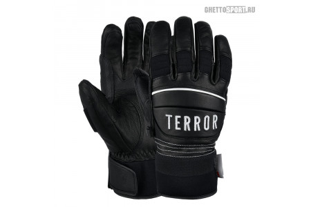 Перчатки Terror Snow 2021 Race Gloves Black