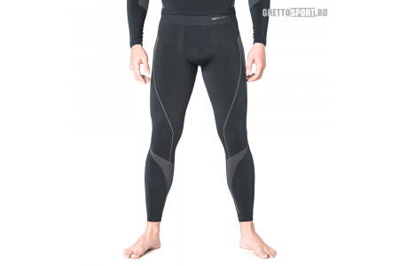 Термобелье Accapi 2020 Polar Bear Seamless Trousers Man Black/Anthracite