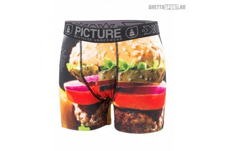 Термобелье Picture Organic 2018 Burger Shorts Burger