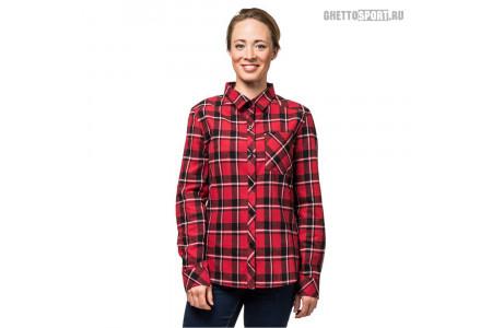 Рубашка Horsefeathers 2020 Lidia Shirt Cardinal Red M