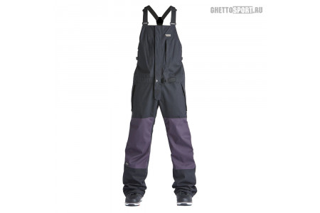 Полукомбинезон Airblaster 2021 Stretch Krill Bib Black