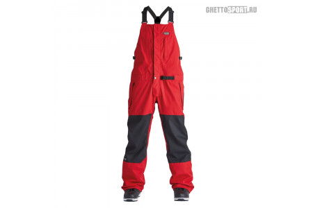 Полукомбинезон Airblaster 2021 Stretch Krill Bib Dark Red