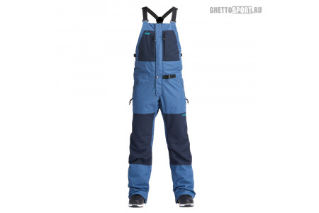Полукомбинезон Airblaster 2020 Stretch Krill Bib Navy XL