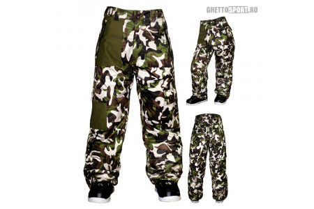 Штаны Grenade 2013 Pfill Army Corps Afghan Green S