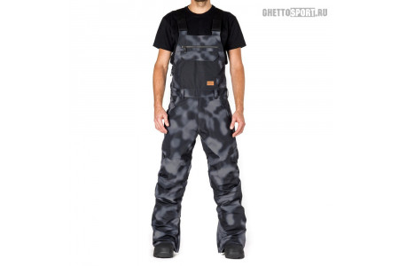 Полукомбинезон Horsefeathers 2019 Huey Pants Jetfighter Camo L