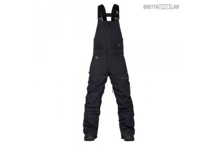 Полукомбинезон Horsefeathers 2020 Groover Pants Black M