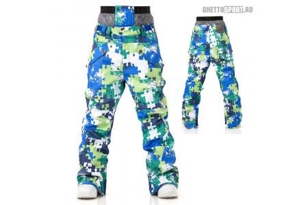 Штаны STL 2015 Popstar Snowborard Pants Navy/Blue M