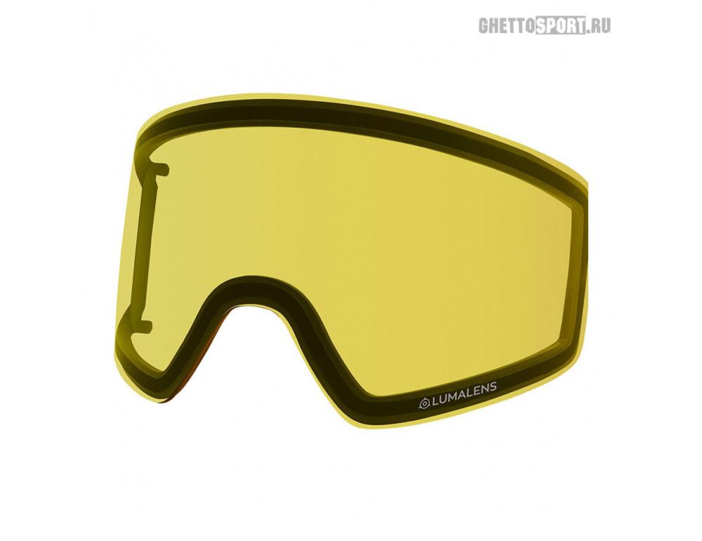 Линза Dragon 2021 PXV Rpl Lens Lumalens Yellow One