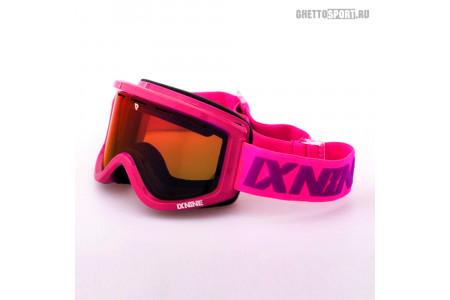 Маска IXNINE 2015 SR-Bloody Pink Bronze Red Ion