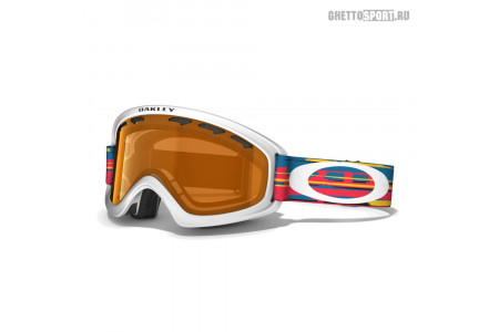 Маска Oakley 2014 02 Xs Ripped N Torn Red Orange Persimmon
