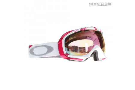 Маска Oakley 2015 Elevate Ycl/Lt Breast Cancer W/Vr50 Pink Iridium