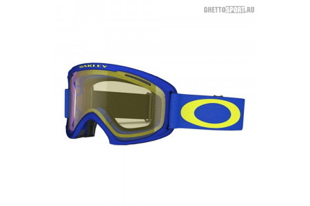 Маска Oakley 2018 02 Xl Saphire Blue W/H.I. Yellow