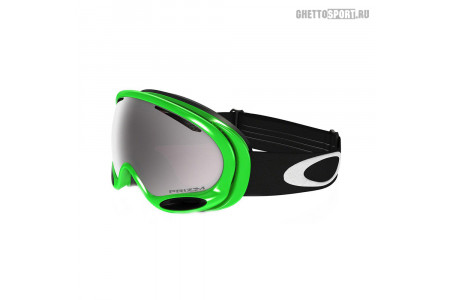 Маска Oakley 2018 A-Frame 2.0 Olympic Green Prizm Black Iridium