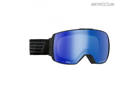 Маска Salice 2020 Darwf 605 Black/Blue Rw Clear