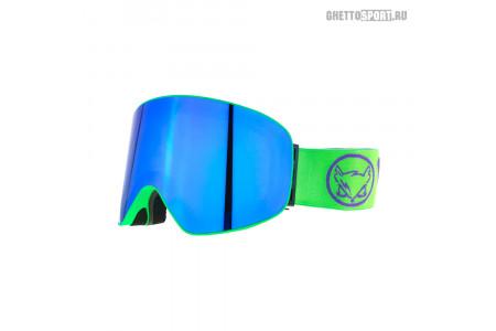 Маска Vizzo 2019 Affect Green Blue