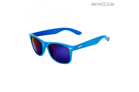Солнцезащитные очки Mod 2014 Funky Deep Blue Violet Mirror Lens