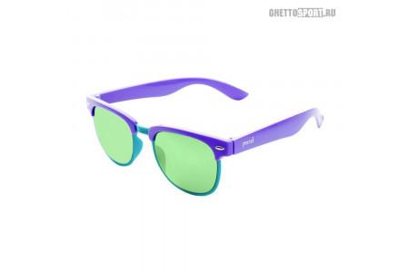 Солнцезащитные очки Mod 2014 Rhythm Violet/Green Lime Mirror Lens