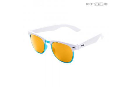 Солнцезащитные очки Mod 2014 Rhythm White/Blue Bronze Mirror Lens