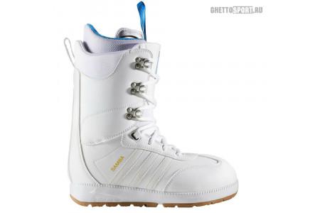 Ботинки Adidas 2018 Samba White 10,5