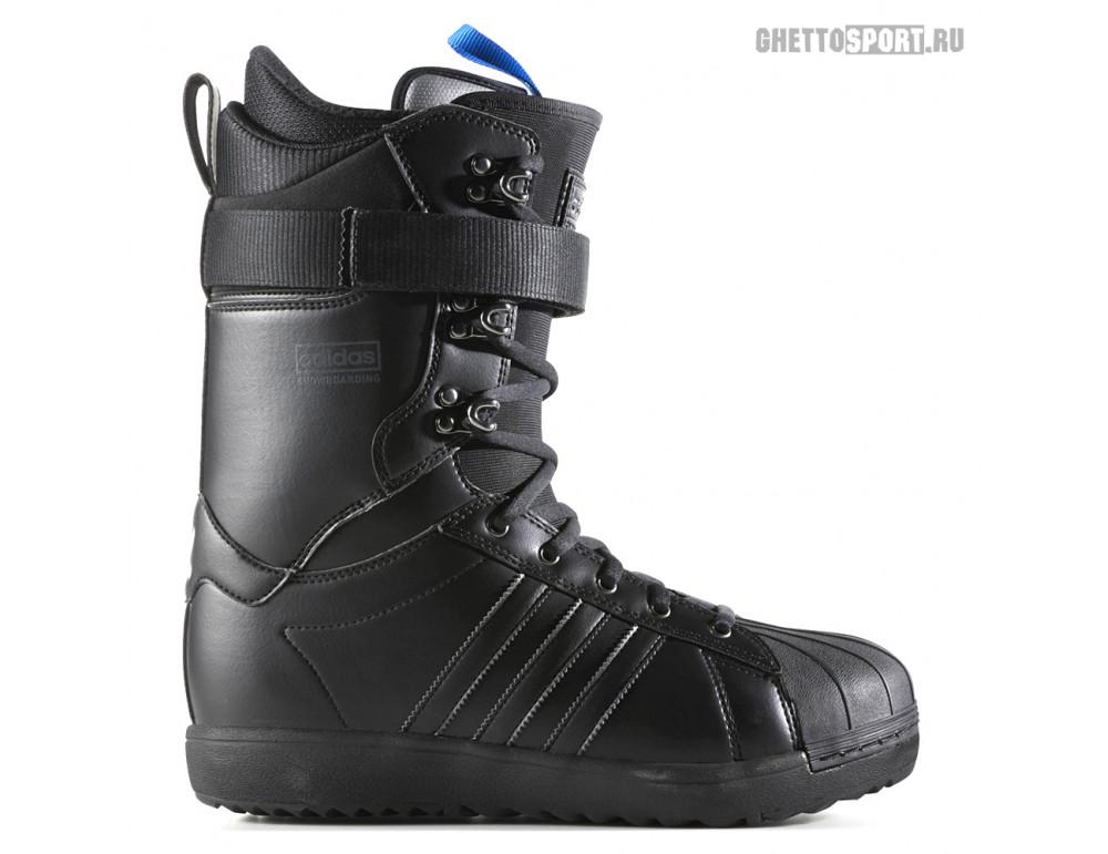 Ботинки Adidas 2018 Superstar Black 10,5