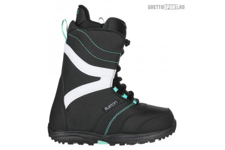 Ботинки Burton 2018 Coco Black/Teal 10