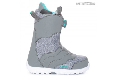 Ботинки Burton 2018 Mint Boa Gray 11