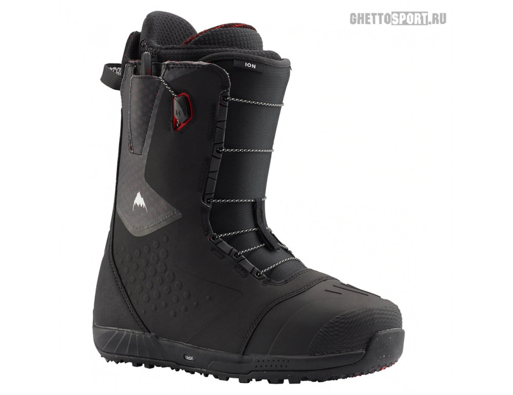 Ботинки Burton 2020 Ion Black/Red