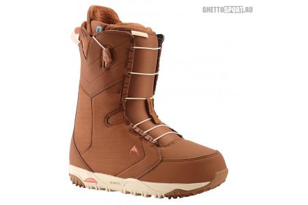 Ботинки Burton 2020 Limelight Brown Sugar