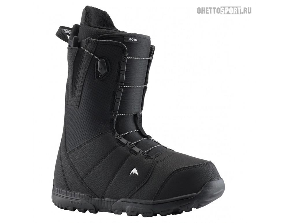 Ботинки Burton 2020 Moto Black