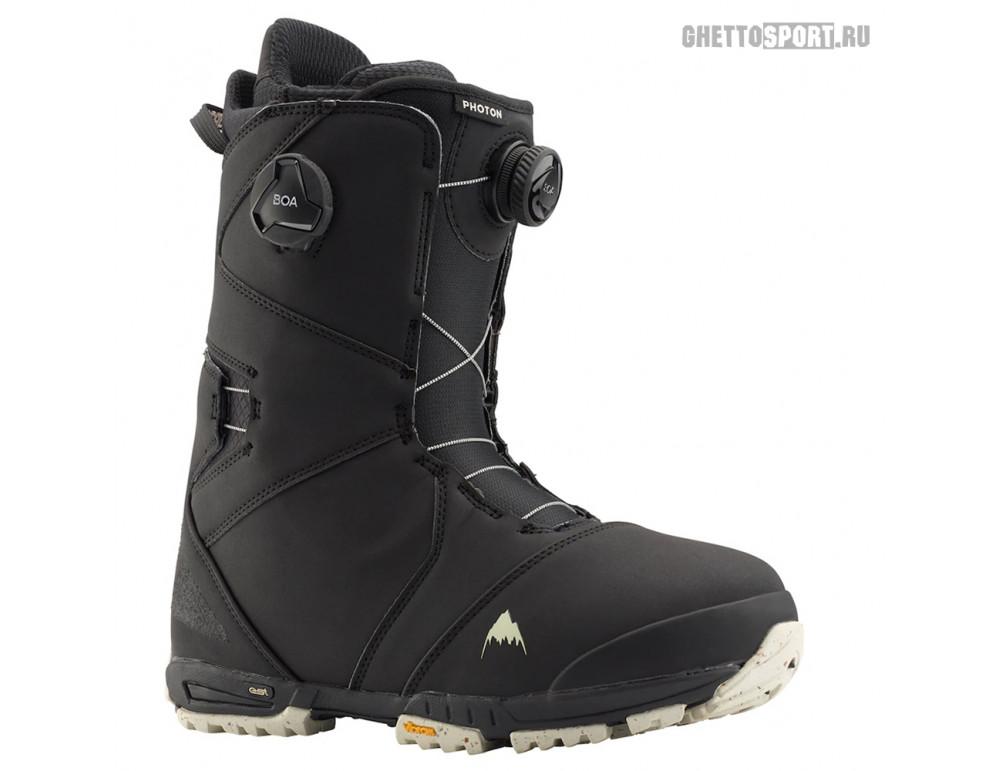 Ботинки Burton 2020 Photon Boa Wide Black