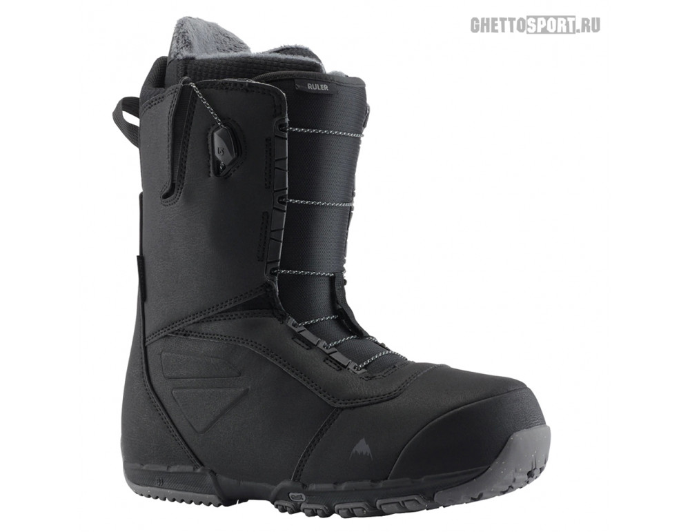 Ботинки Burton 2020 Ruler Wide Black