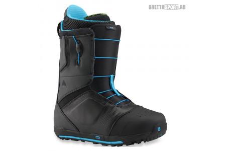 Ботинки Burton 2019 Ion Black/Blue 8