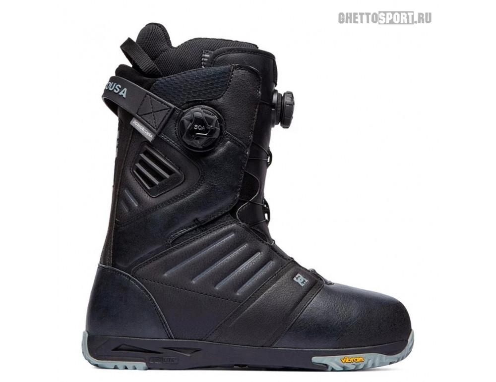 Ботинки DC 2019 Travis Rice M Boax Black