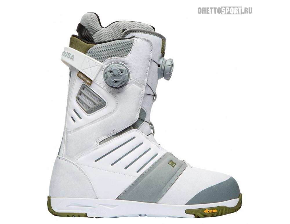 Ботинки DC 2020 Judge M Boax White 7,5