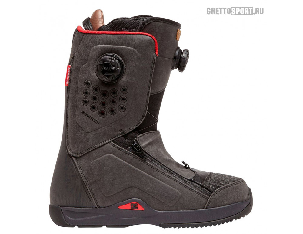 Ботинки DC 2020 Travis Rice M Boax Black