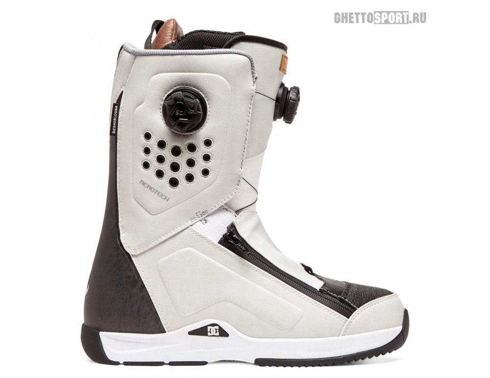 Ботинки DC 2020 Travis Rice M Boax White 10