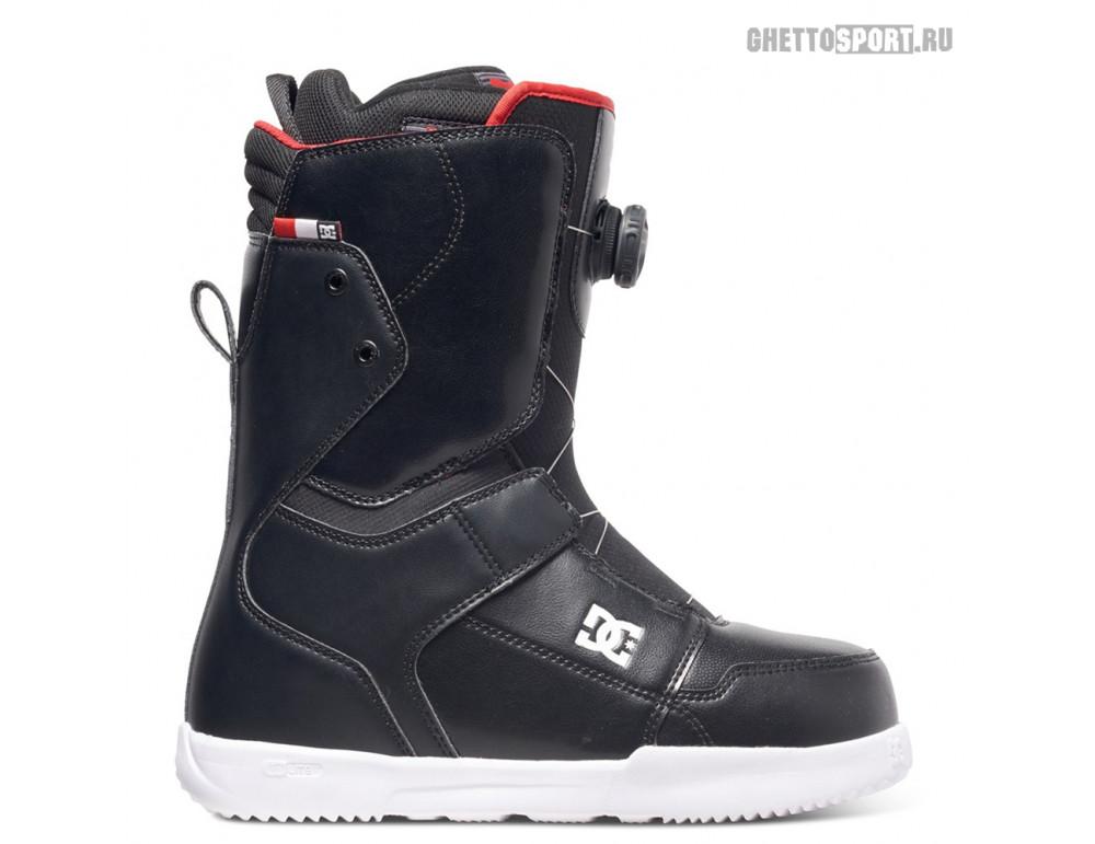 Ботинки DC 2018 Scout Boax Black 8