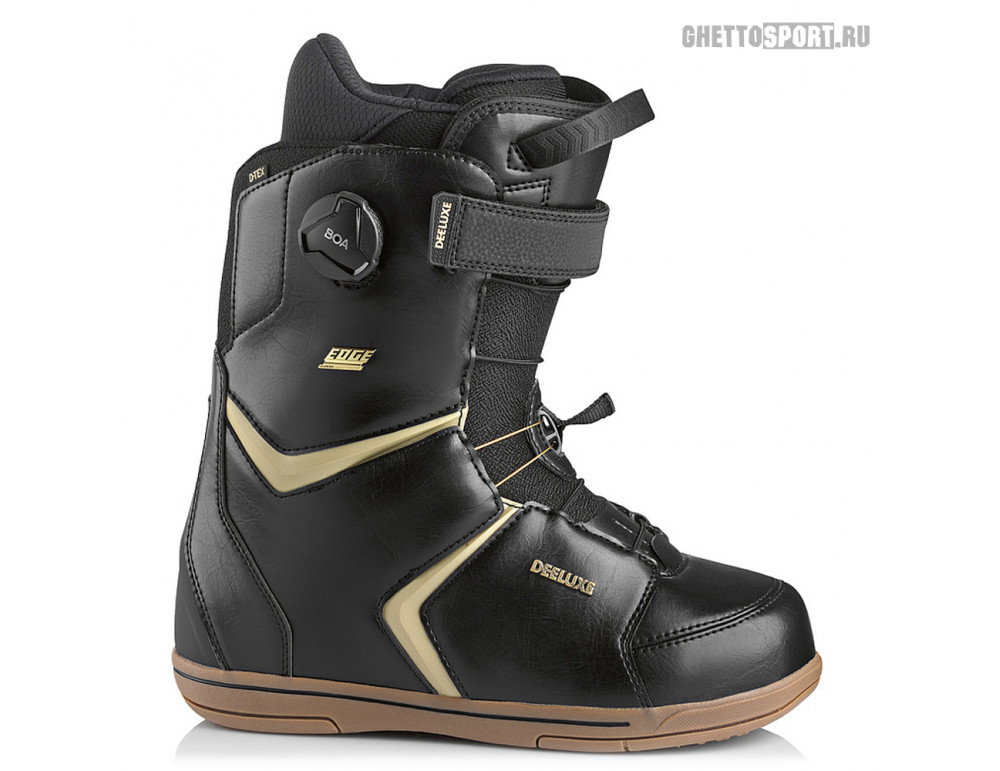 Ботинки Deeluxe 2020 Edge PF Black