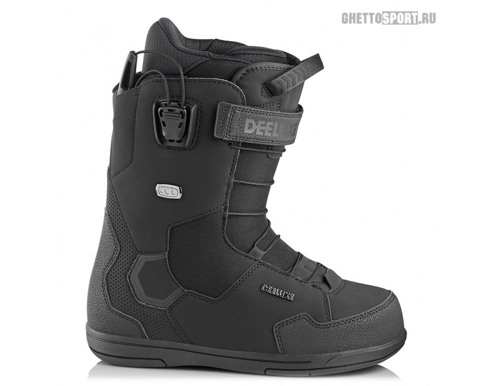 Ботинки Deeluxe 2020 ID PF Black