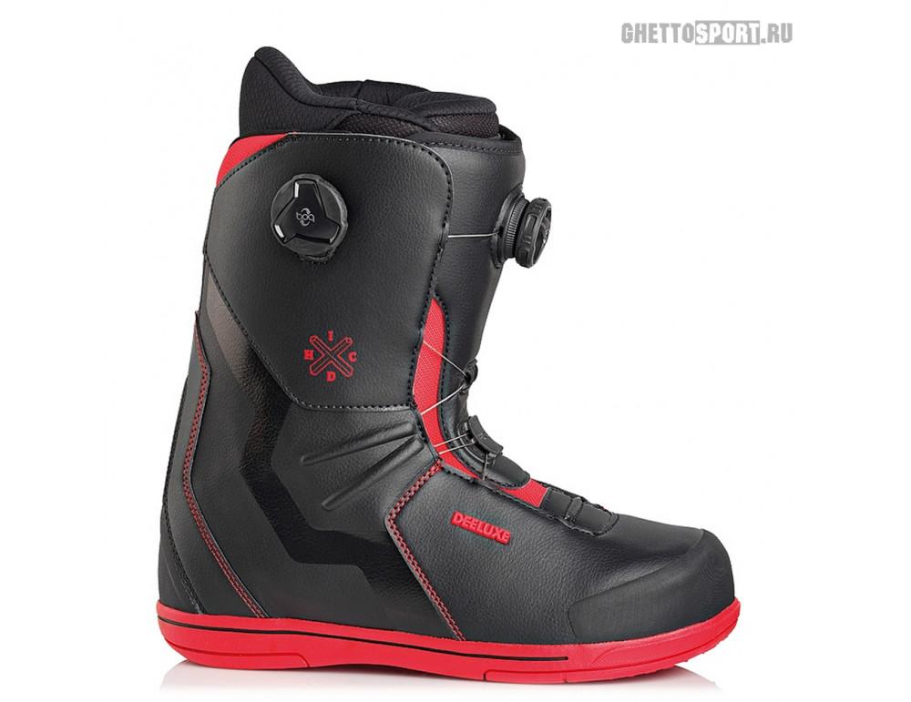 Ботинки Deeluxe 2020 IDXHC Boa Focus PF Black/Red