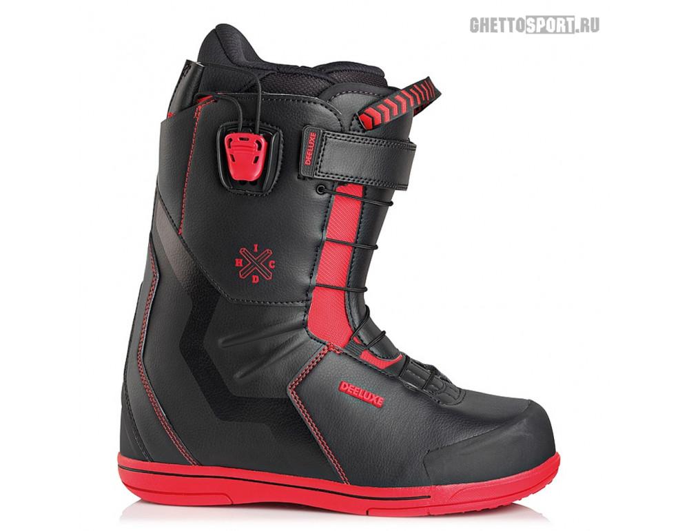 Ботинки Deeluxe 2020 IDXHC PF Black/Red