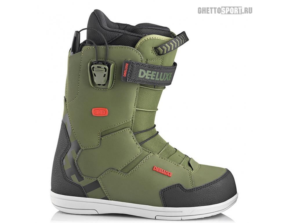 Ботинки Deeluxe 2020 Team ID PF Army 11