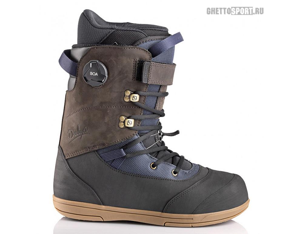 Ботинки Deeluxe 2021 Areth Rin Pf Brown Navy